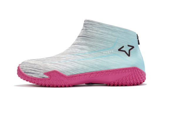 Pink Flow FY-DENY I Basketball Shoe Cover side view