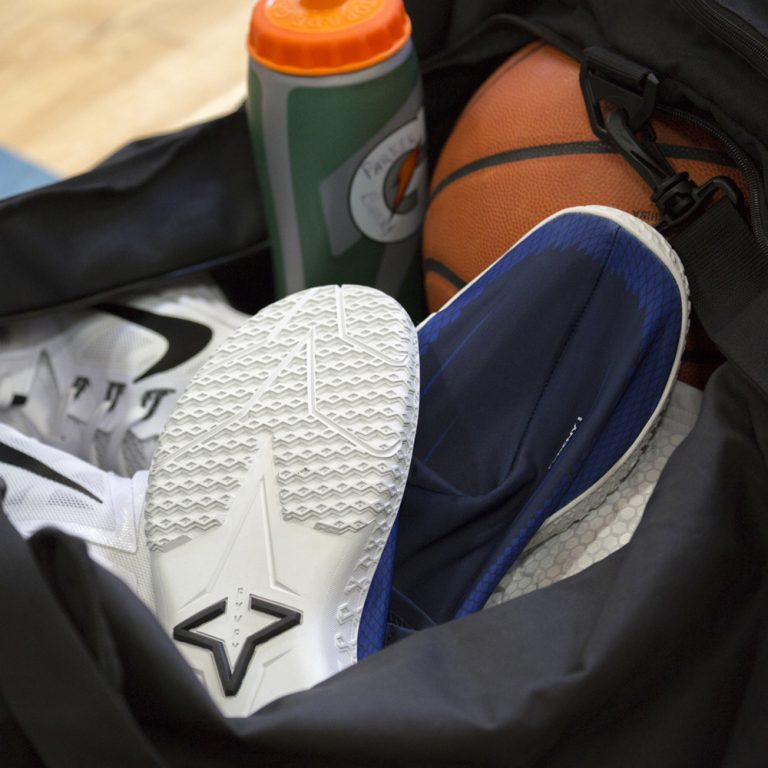 FY-DENY basketball shoe covers in bag