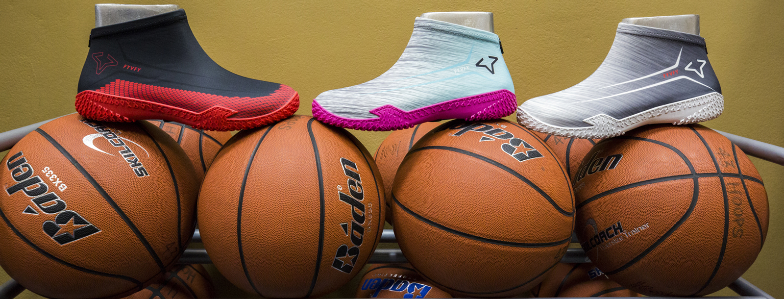 FY-DENY basketball shoe covers