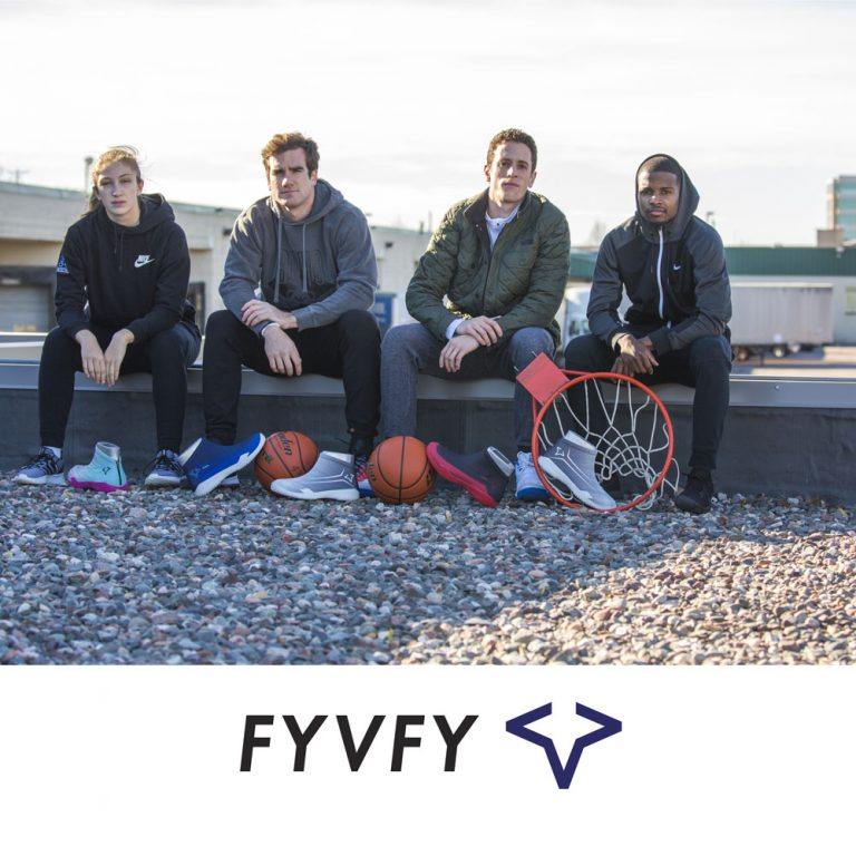 Group of people sitting with FYVFY shoe covers